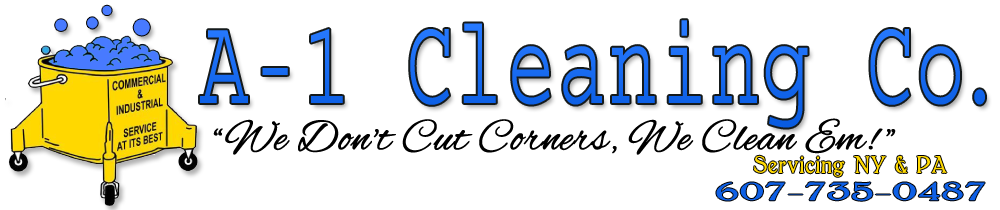 A 1 Cleaning Company Of Elmira Heights Ny Commercial